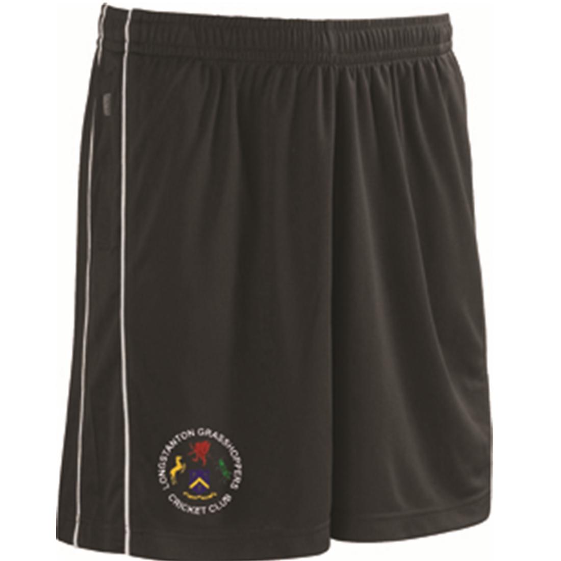 LGCC Training Shorts Jnr
