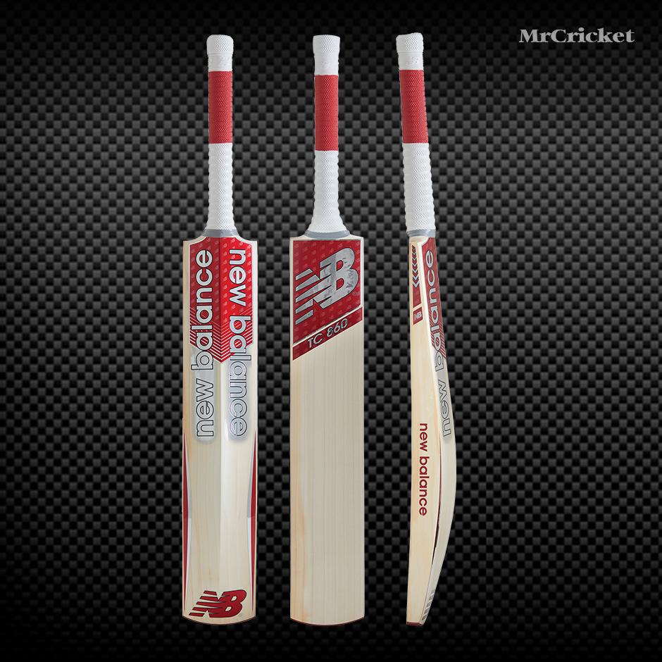 2dbda58d1 TC860 Junior Cricket Bat 2019. Product overlay pattern. Feefo logo. New  Balance