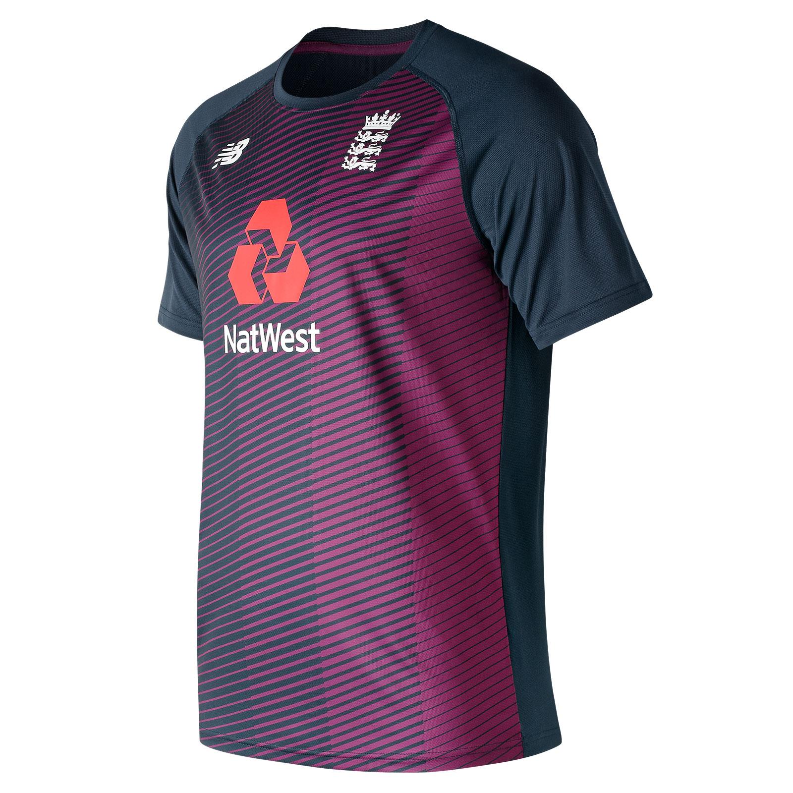 new balance cricket shirt