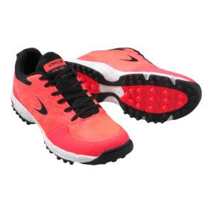 Dita STBL 500 Red and Black Hockey Shoe