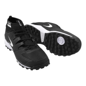 Dita STBL 700 High Footglove Black and White Hockey Shoe
