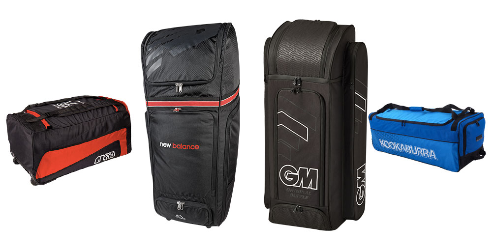 Cricket Duffle Bags & Cricket Wheelie Bags