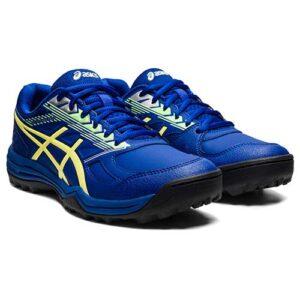 ASICS Gel-Lethal Field Hockey Shoe Monaco Blue/Glow Yellow